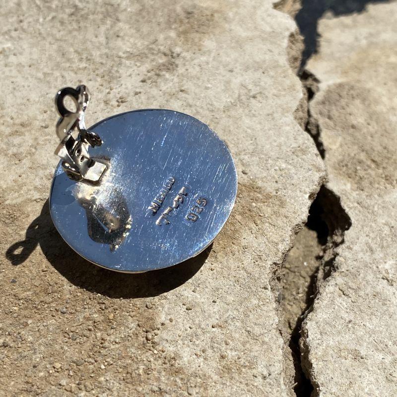 画像5: ヴィンテージシルバーイヤリング