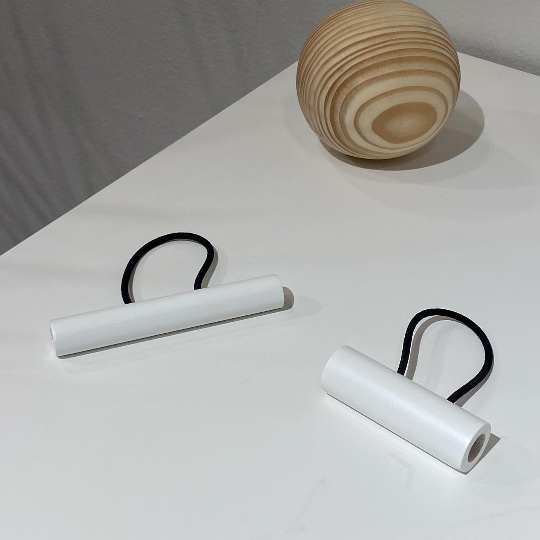 画像2: tor wood hair accessory M