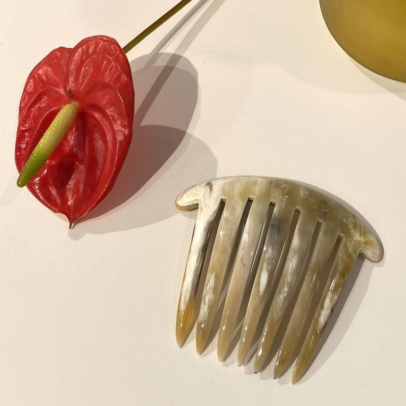 画像1: Natural Horn Comb G